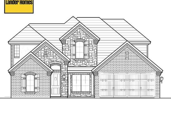 3 bed 2 bath Single Family at 3522 Hannah St Sherman, TX, 75092 is for sale at 275k - google static map