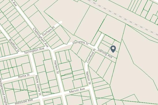 null bed null bath Vacant Land at 00 Sterling Ave Schenectady, NY, 12306 is for sale at 13k - google static map