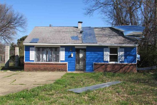3 bed 1 bath Single Family at 258 Dixie Rd Memphis, TN, 38109 is for sale at 20k - google static map