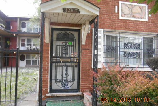 3 bed 2 bath Townhouse at 12107 S INDIANA AVE CHICAGO, IL, 60628 is for sale at 32k - google static map