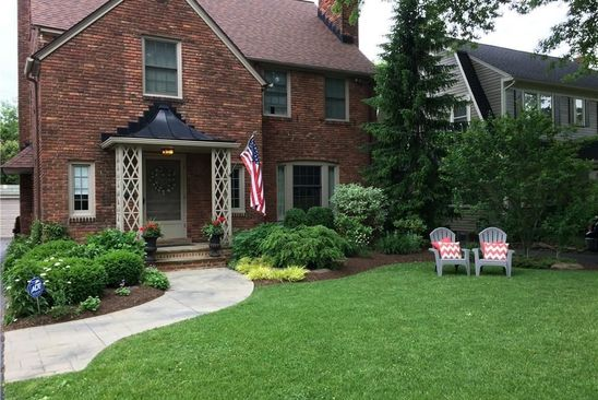 4 bed 4 bath Single Family at 3300 Glencairn Rd Shaker Heights, OH, 44122 is for sale at 290k - google static map