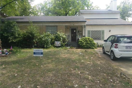 5 bed 3 bath Single Family at 118 W 11TH ST IRVING, TX, 75060 is for sale at 130k - google static map