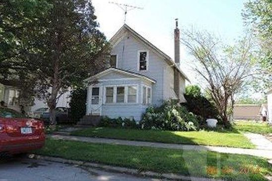 3 bed 1 bath Single Family at 713 NOBLE ST MARSHALLTOWN, IA, 50158 is for sale at 25k - google static map