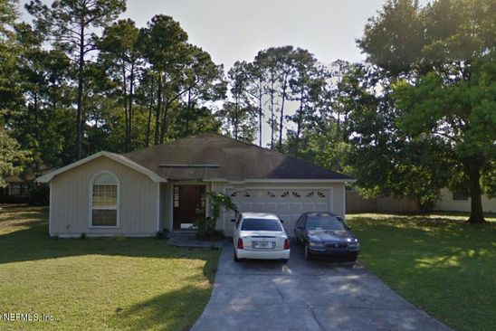 3 bed 2 bath Single Family at 3977 HUNTERS LAKE CIR W JACKSONVILLE, FL, 32210 is for sale at 138k - google static map