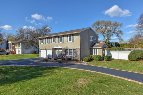 4 bed 3 bath Single Family at 11 SHELBY RD EAST NORTHPORT, NY, 11731 is for sale at 689k - google static map