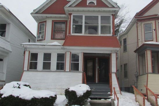 6 bed 3 bath Multi Family at 22 KENT ST ALBANY, NY, 12206 is for sale at 131k - google static map