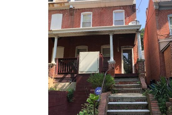 5 bed 2 bath Townhouse at 1317 W 6th St Wilmington, DE, 19805 is for sale at 70k - google static map