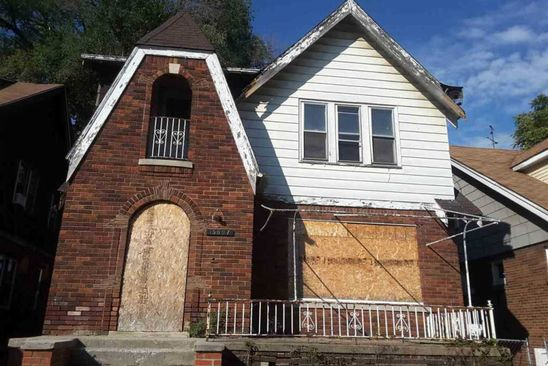 4 bed 2 bath Townhouse at 15097 STEEL ST DETROIT, MI, 48227 is for sale at 15k - google static map