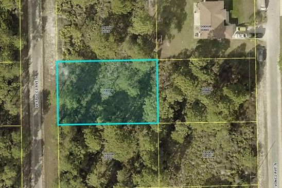 null bed null bath Vacant Land at 709 Vespucci S Ave Lehigh Acres, FL, 33974 is for sale at 4k - google static map