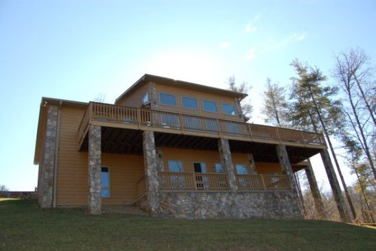 3 bed 3 bath Single Family at 851 WATERS EDGE DR NEBO, NC, 28761 is for sale at 649k - google static map