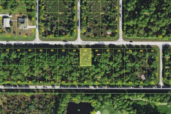 null bed null bath Vacant Land at 2689 Jacobs St Port Charlotte, FL, 33953 is for sale at 7k - google static map