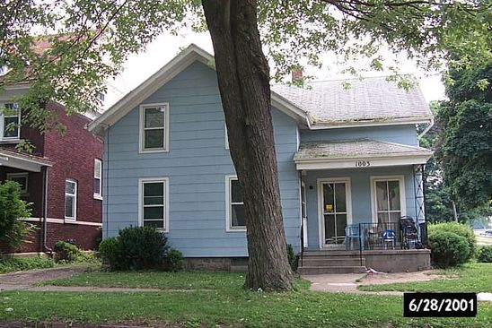 3 bed 2 bath Multi Family at 1003 CLEVELAND AVE NIAGARA FALLS, NY, 14305 is for sale at 40k - google static map