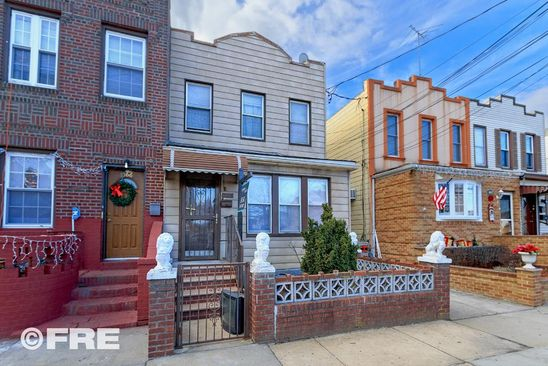 4 bed 3 bath Multi Family at 1064 REMSEN AVE BROOKLYN, NY, 11236 is for sale at 549k - google static map