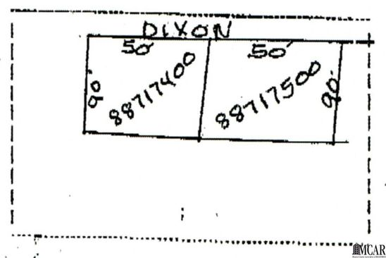 null bed null bath Vacant Land at 4350 Dixon Rd Newport, MI, 48166 is for sale at 25k - google static map