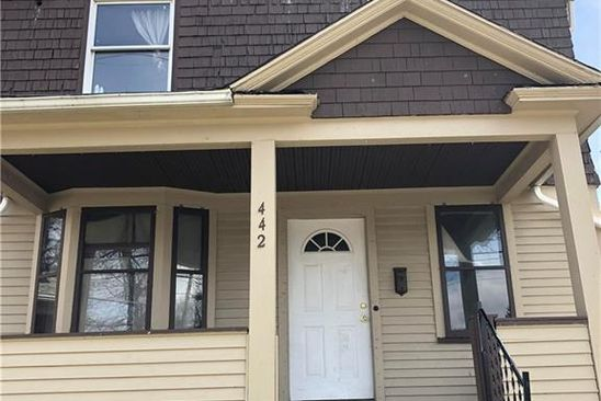 4 bed 2 bath Single Family at 442 REMINGTON ST ROCHESTER, NY, 14621 is for sale at 40k - google static map
