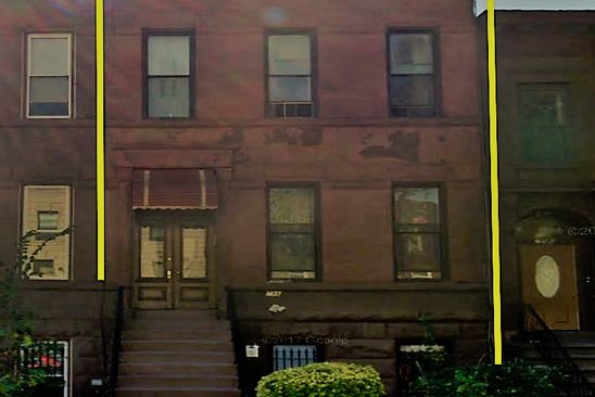 4 bed 2 bath Townhouse at 798 Quincy St Brooklyn, NY, 11221 is for sale at 1.29m - google static map