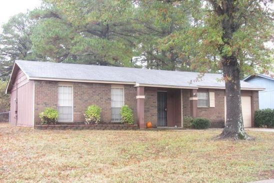 3 bed 2 bath Single Family at 11716 DOE RUN DR LITTLE ROCK, AR, 72209 is for sale at 96k - google static map