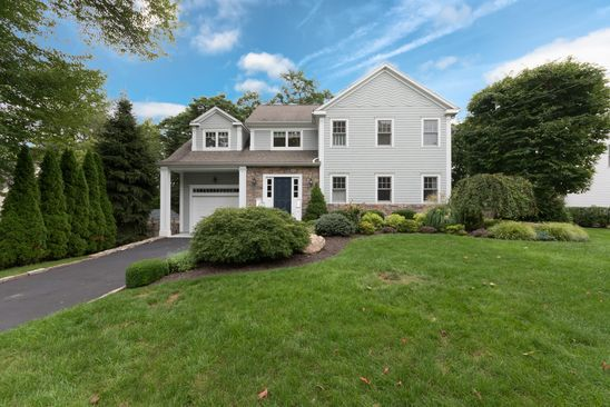 4 bed 4 bath Single Family at 11 WALMSLEY RD DARIEN, CT, 06820 is for sale at 1.35m - google static map