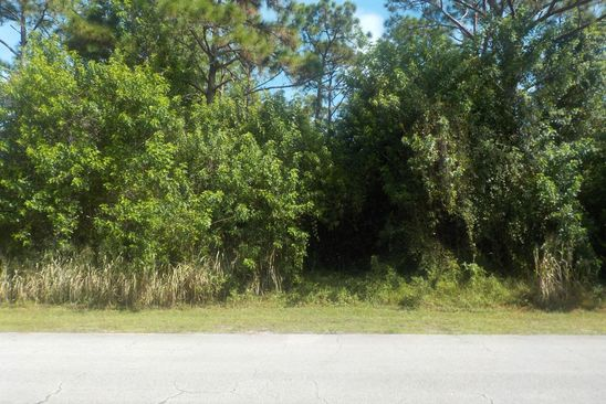 null bed null bath Vacant Land at 961 SW COLLEGE PARK RD PORT SAINT LUCIE, FL, 34953 is for sale at 29k - google static map