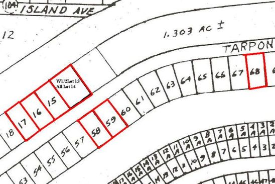 null bed null bath Vacant Land at 59 W Tarpon Ave Port Isabel, TX, 78578 is for sale at 50k - google static map