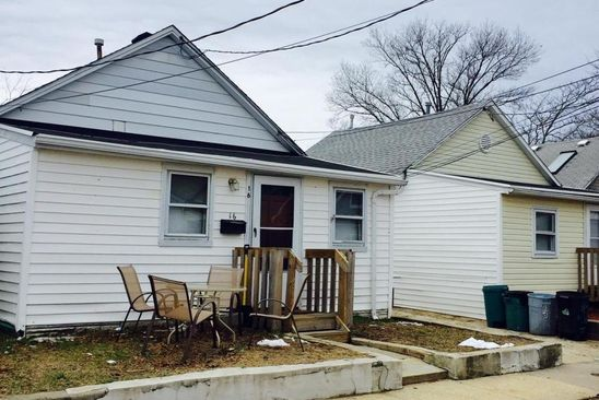 8 bed null bath Multi Family at 14 WOODLAND AVE KEANSBURG, NJ, 07734 is for sale at 300k - google static map