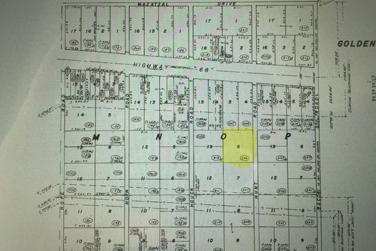 null bed null bath Vacant Land at 000 Hunt Rd Golden Valley, AZ, 86413 is for sale at 5k - google static map