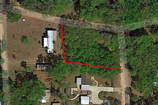 null bed null bath Vacant Land at 14316 NE 208th Ter Ocala, FL, 34470 is for sale at 19k - google static map