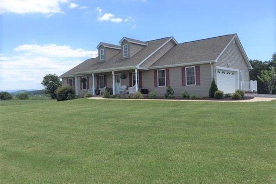 3 bed 2 bath Single Family at 67 BRENNEMAN LN STUARTS DRAFT, VA, 24477 is for sale at 380k - google static map