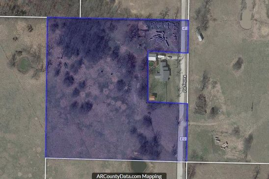 null bed null bath Vacant Land at 8.91 Acres Kelley Rd Gravette, AR, 72736 is for sale at 32k - google static map