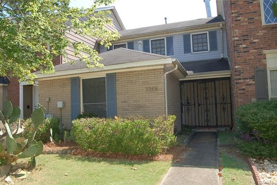 3 bed 2 bath Townhouse at 5569 CARRIAGE BROOK RD MONTGOMERY, AL, 36116 is for sale at 55k - google static map