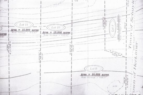 null bed null bath Vacant Land at  Louis Ridge Rd 099.4-5-3.1 3.2 2.1 Schuyler, NY, 13340 is for sale at 80k - google static map