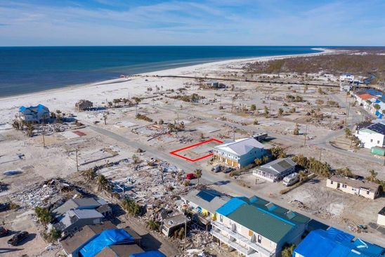 null bed null bath Vacant Land at 110 S 41st St Mexico Beach, FL, 32456 is for sale at 249k - google static map