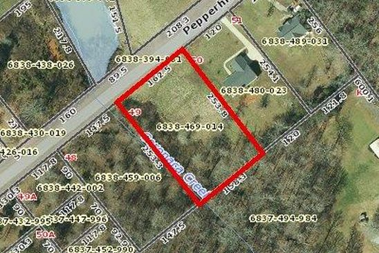 null bed null bath Vacant Land at 306 Pepperhill Ln Greenwood, SC, 29649 is for sale at 12k - google static map