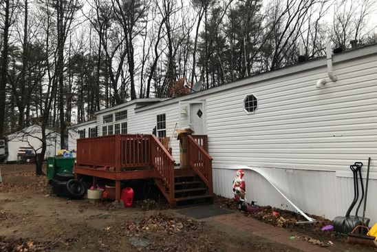 3 bed 2 bath Mobile / Manufactured at 141 Pineland Park Rd Milton, NH, 03851 is for sale at 30k - google static map