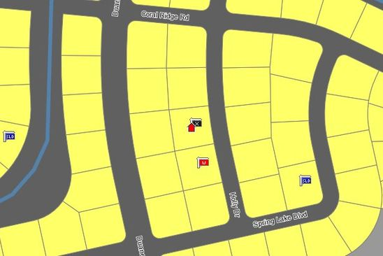 null bed null bath Vacant Land at 416 HOLLY DR SEBRING, FL, 33876 is for sale at 7k - google static map