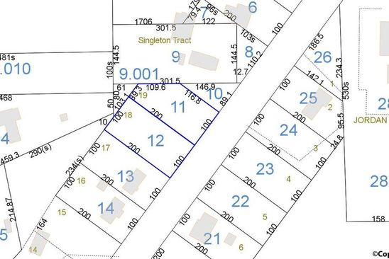 null bed null bath Vacant Land at  County Road 71 Centre, AL, 35960 is for sale at 12k - google static map