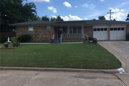 3 bed 2 bath Single Family at 632 KINGSTON DR YUKON, OK, 73099 is for sale at 130k - google static map