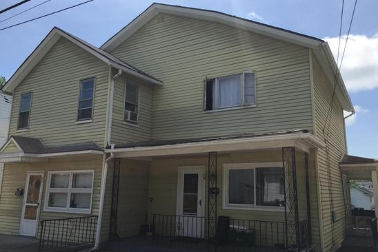 4 bed 2 bath Multi Family at 97-97.5 Pine St Pittston, PA, 18640 is for sale at 64k - google static map