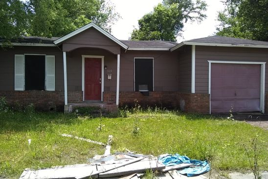 3 bed 1 bath Single Family at 505 W Cherry Ave Orange, TX, 77630 is for sale at 89k - google static map