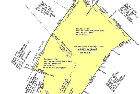 null bed null bath Vacant Land at 614 Twymans Mill Rd Orange, VA, 22960 is for sale at 50k - google static map