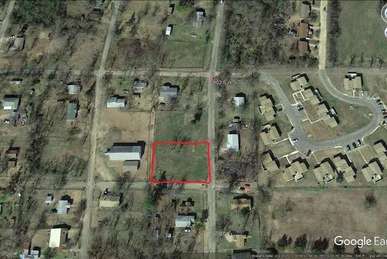 null bed null bath Vacant Land at 802 S H St Hugo, OK, 74743 is for sale at 10k - google static map