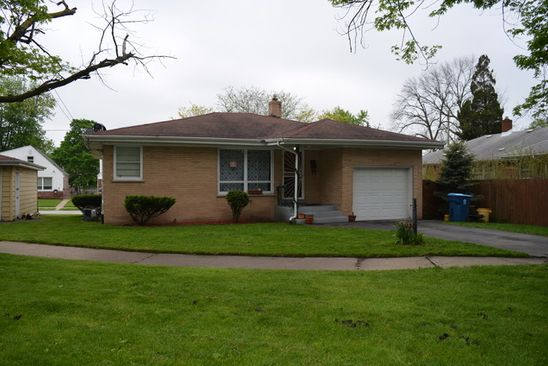 3 bed 1 bath Single Family at 13 SCHRUM RD CALUMET CITY, IL, 60409 is for sale at 115k - google static map