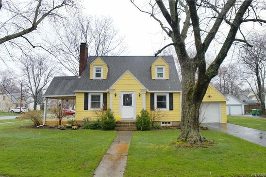 3 bed 2 bath Single Family at 59 Victory Ave Hamburg, NY, 14075 is for sale at 175k - google static map