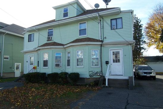 6 bed 4.5 bath Multi Family at 33 Lunt St Quincy, MA, 02171 is for sale at 889k - google static map