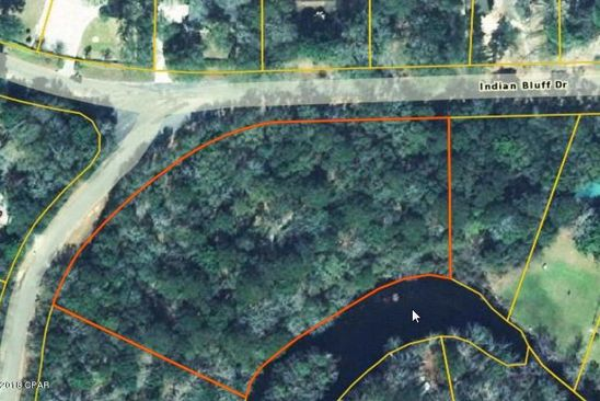 null bed null bath Vacant Land at 5322 Indian Bluff Dr Youngstown, FL, 32466 is for sale at 135k - google static map