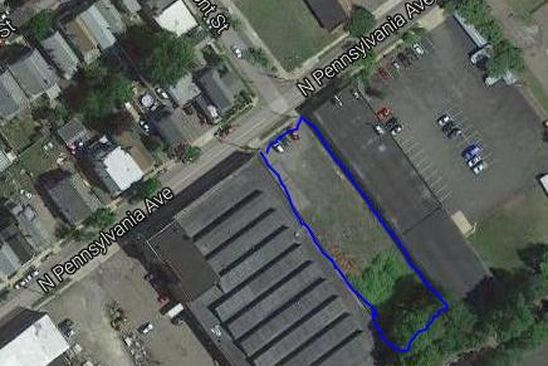 null bed null bath Vacant Land at 307 309 Pennsylvania Ave Wilkes-Barre, PA, 18702 is for sale at 145k - google static map