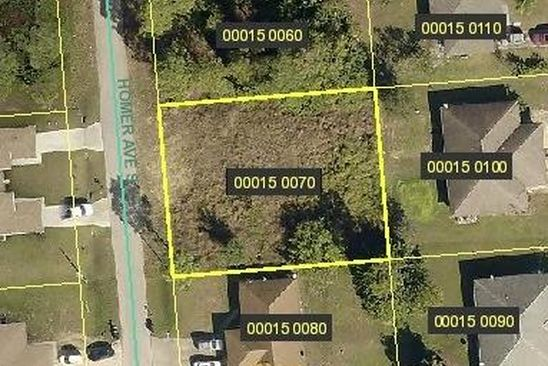 null bed null bath Vacant Land at 225 Homer Ave S Lehigh Acres, FL, 33973 is for sale at 13k - google static map