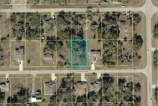 null bed null bath Vacant Land at 2506 55th St SW Lehigh Acres, FL, 33976 is for sale at 4k - google static map