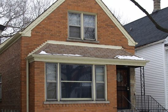 3 bed 2 bath Single Family at 7032 S Wolcott Ave Chicago, IL, 60636 is for sale at 30k - google static map