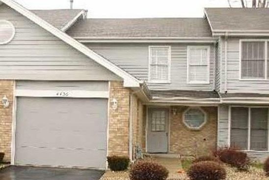 2 bed 2 bath Townhouse at 4436 JEFFERSON DR RICHTON PARK, IL, 60471 is for sale at 125k - google static map